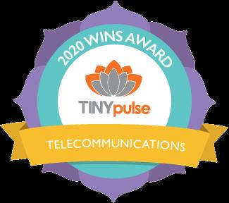 2020 Wins Award - Telecommunications